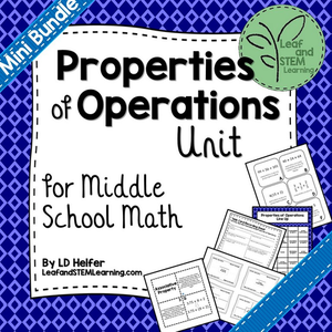 Properties+of+Operations+Unit
