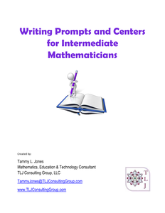 Writing Prompts and Centers for the Intermediate Mathematician