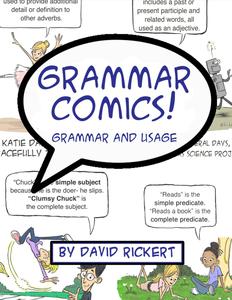 Grammar and Usage: Grammar Comics