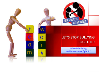 Anti Bullying Resource - Stop Bullying at school