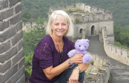 Featured Author Gail Hennessey