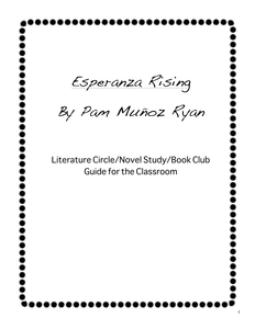 international literacy day collection collection us teacher  esperanza rising novel study guide