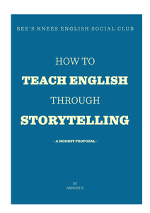 How to Teach English Through Storytelling
