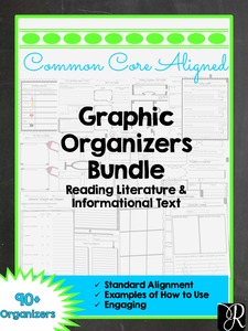 Common Core Aligned: Reading Literature & Informational Text