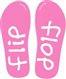 pinkflipflop