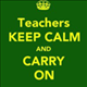 TeachersKeepCalm