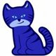 bluedancingcat