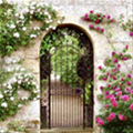 The gate beautiful