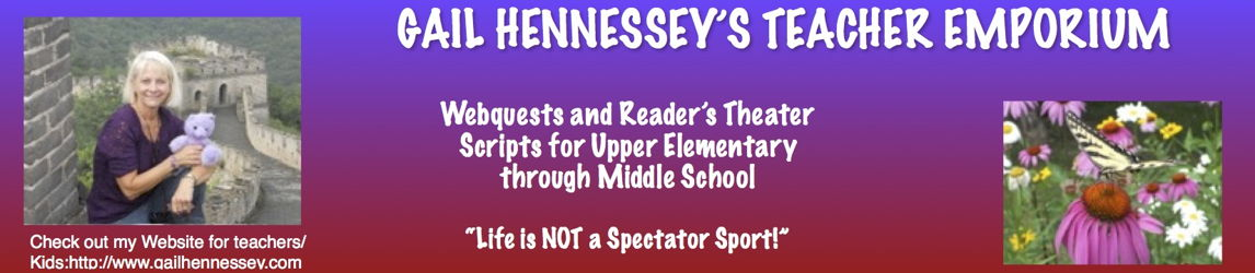 Gail Hennessey's Teacher Emporium