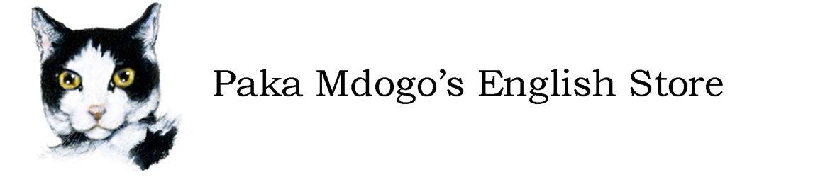 Paka Mdogo's English Store