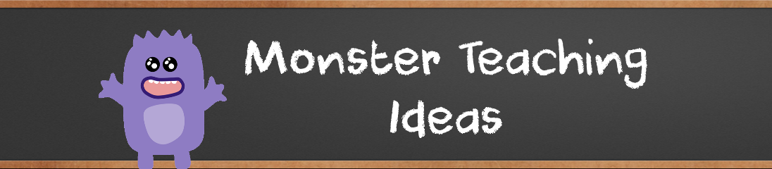 Monster Teaching Ideas