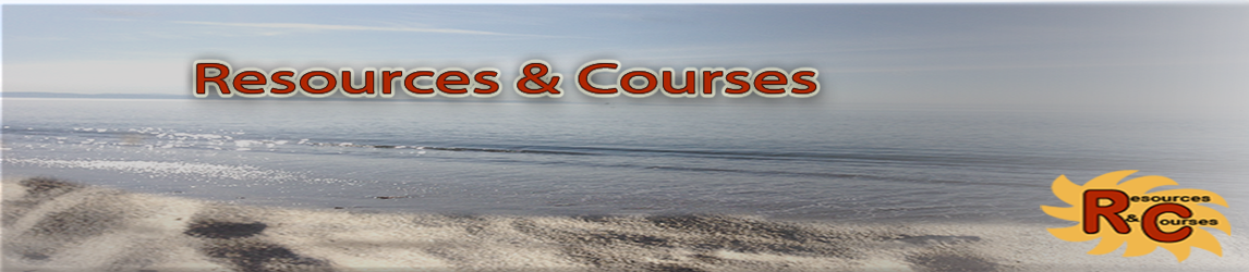 Resources & Courses