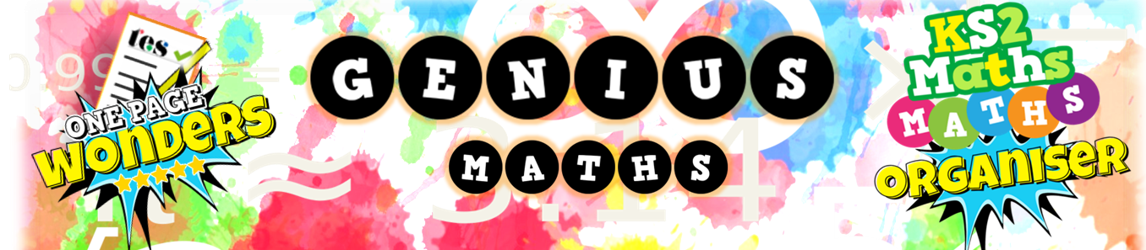 Genius Maths Resources