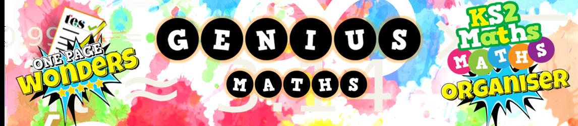 Genius Maths Resources
