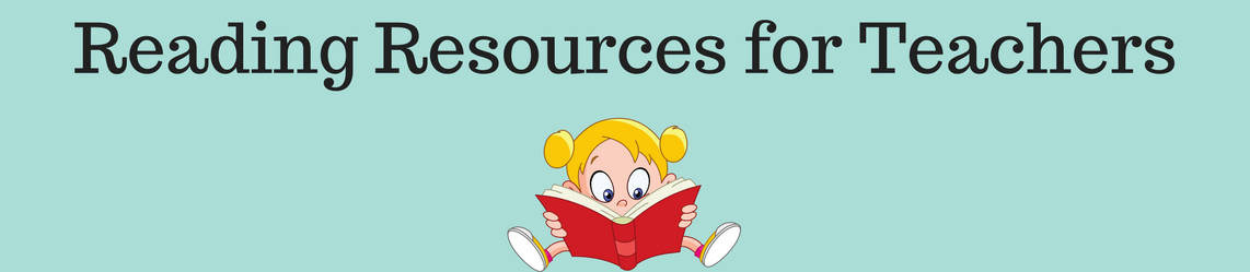 Reading Resources for Teachers Shop