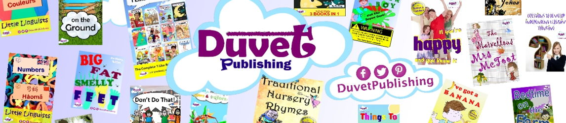 Duvet Publishing's Shop