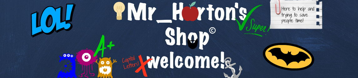 Mr_Horton's Shop
