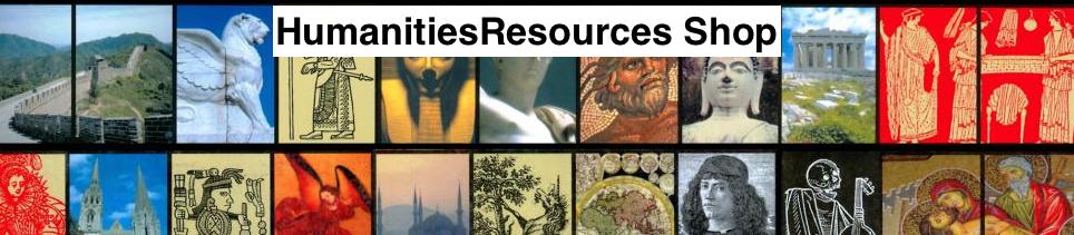 HumanitiesResources' Shop