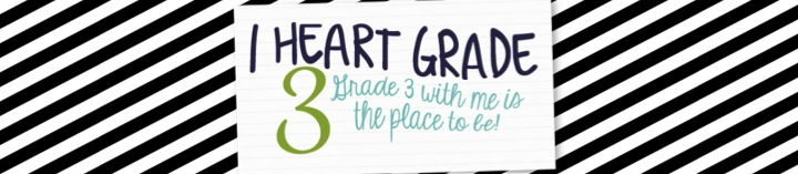 I Heart Grade 3