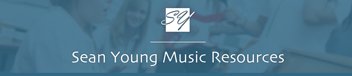 Sean Young Music Resources
