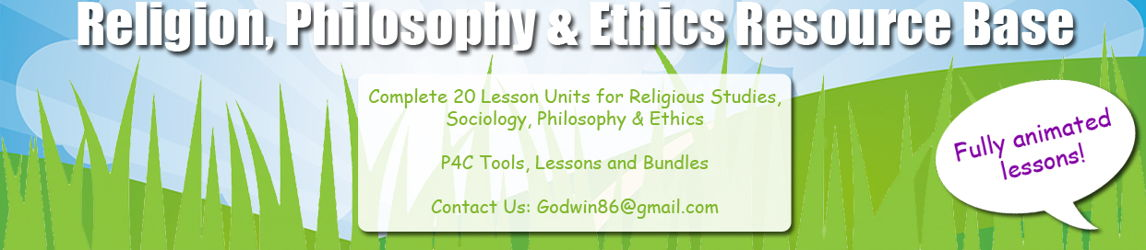 Religion, Philosophy & Ethics Resource Base