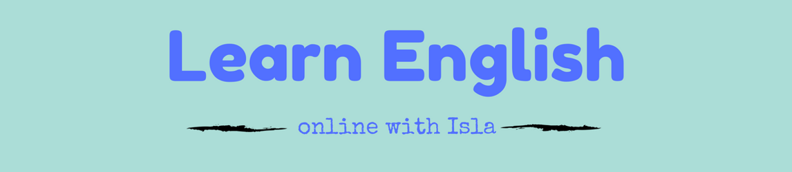 Learn English Online with Isla's Shop