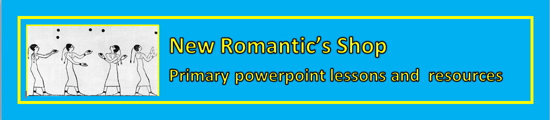 Newromantic's Shop