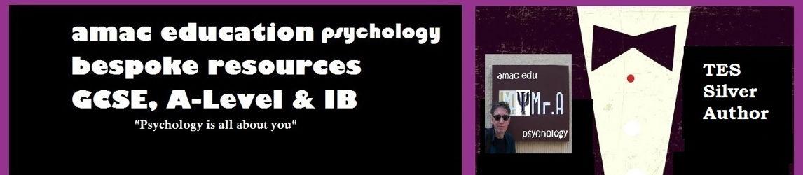 amac edu  psychology shop (GCSE  -  A-Level   -  IB)
