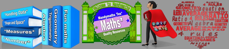 Mandymaths_TES's Shop