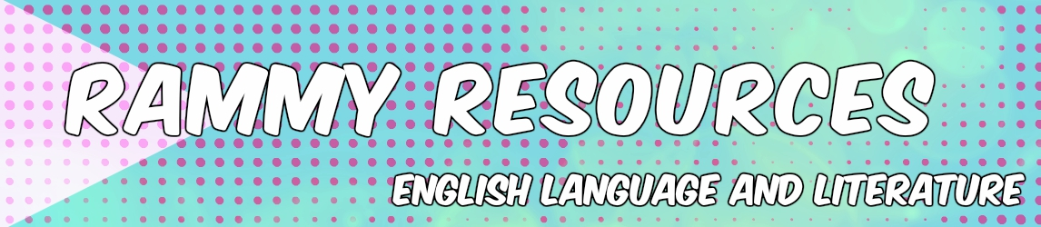 KS3 & KS4 English Resources