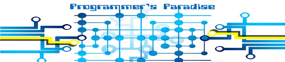 Programmer's Paradise