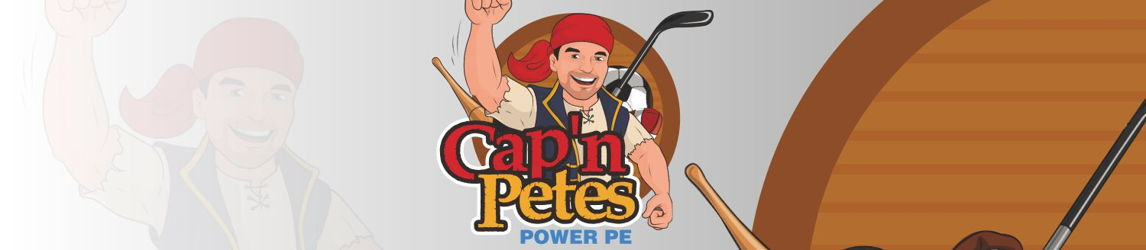 Cap'n Pete's Power PE