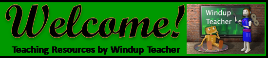 WindupTeacher's Shop
