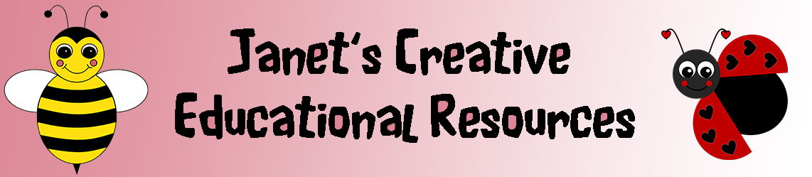 Janet's Creative Educational Resources